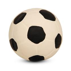 """Triol """"Мяч футбольный"""" Игрушка для собак из латекса, 6 см, арт. 99001"""