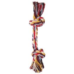 "Triol ""Веревка, 2 узла"" Игрушка для собак, 20 см, арт.0014XJ"