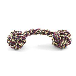 """Triol """"Верёвка-плетеная гантель"""" Игрушка для собак, 25 см, арт.302CQ"""