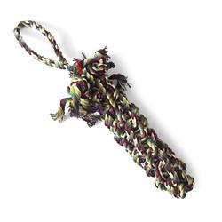 """Triol """"Веревка - плетеная косичка"""" Игрушка для собак, 38 см, арт.305CQ"""