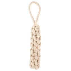 """Triol """"3D плетение"""" Игрушка для собак из хлопка и джута, 35 см, арт.EC04"""
