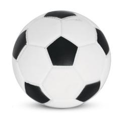 """Triol """"Мяч футбольный"""" Игрушка для собак из винила, 9 см, арт.710001"""