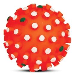 """Triol """"Мяч-мина"""" Игрушка для собак из винила, 10 см, арт.710002"""