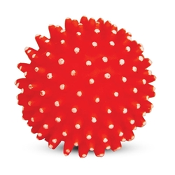 """Triol """"Мяч игольчатый"""" Игрушка для собак из винила, 7 см, арт.78004"""