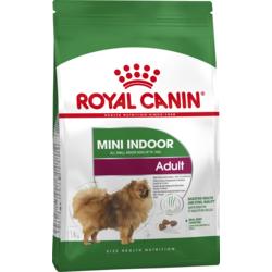 Royal Canine Indoor Adult S для взрослых собак мелких размеров, живущих главным образом в помещении