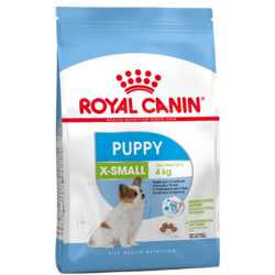 Royal Canine X-Small Junior для щенков миниатюрных пород