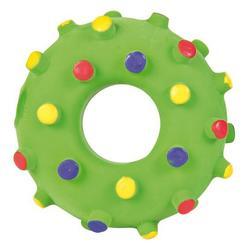 """Trixie """"Кольцо игольчатое"""" игрушка для собак, латекс. , 8 см, арт.35612"""