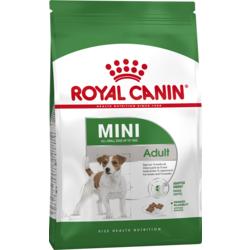 Royal Canine Mini Adult сухой корм для взрослых собак мелких пород (Мини Эдалт)