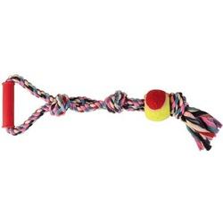 Trixie Веревка с мячом, игрушка для собак, 50 см, арт.3280