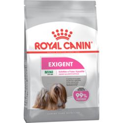 Royal Canine Mini Exigent для взрослых собак мелких пород, привередливых в питании