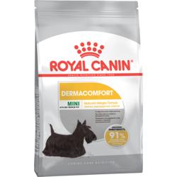 Royal Canine Mini Dermacomfort для взрослых собак мелких пород с раздраженной и зудящей кожей