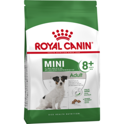 Royal Canine Mini Adult 8+ сухой корм для собак с 8 лет до 12 лет (Роял Канин Мини Эдалт 8+)