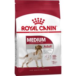 Royal Canine Medium Adult сухой корм для взрослых собак средних пород (Роял Канин Медиум Эдалт)