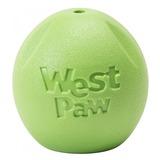 West Paw игрушка для собак мячик Zogoflex Rando 9 см