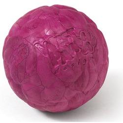 Zogoflex Air Boz мячик, 6 см, цвет лиловый
