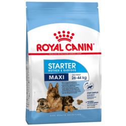 Royal Canine STARTER Maxi Mother&Babydog сухой корм для щенков крупных пород до 2-ух месяцев, беременных и кормящих сук (Роял Канин Стартер Макси Мазер энд Бэбидог)