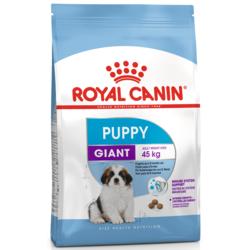 Royal Canine Giant Puppy для щенков гигантских пород от 2 до 8 месяцев