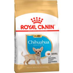 Royal Canine Chihuahua Junior для щенков породы чихуахуа