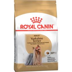 Royal Canine Yorkshire Terrier Adult для взрослых собак породы йоркширский терьер