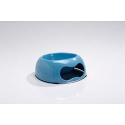 IPTS миска для собак пластиковая, голубая