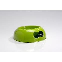 IPTS миска для собак пластиковая, 23 х 21 см