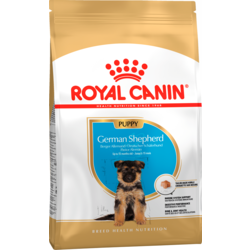 Royal Canine German Shepherd Junior для щенков породы немецкая овчарка