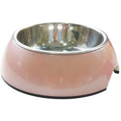 Superdesign миска меламиновая, 160 мл. Розовый перламутр.