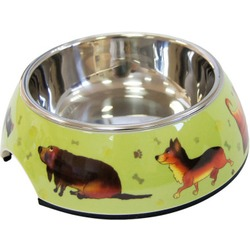 """Superdesign миска меламиновая """"Собачки"""", 160 мл."""