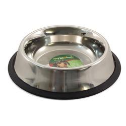 Triol миска металлическая на резиновой основе