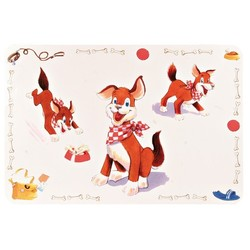 Trixie коврик под миски для собак