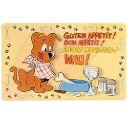 """Trixie коврик под миски """"Guten Appetit"""" для собак"""