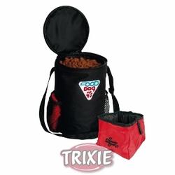 Trixie дорожный набор миска+сумка для корма