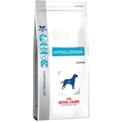 Royal Canine Hypoallergenic DR21 диета для собак с пищевой аллергией или непереносимостью