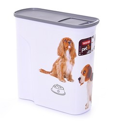 "Curver Контейнер ""Собачье счастье"" на 2,5 кг корма"