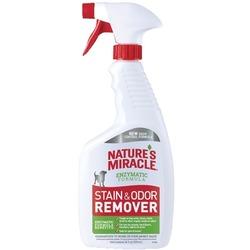8 in 1 спрей уничтожитель запахов и пятен Stain&Odour Remover, спрей 709 мл
