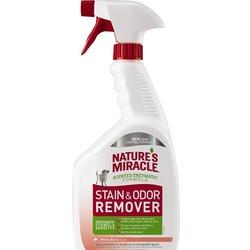8in1 уничтожитель пятен и запахов от собак NM универсальный с ароматом дыни, спрей 946 мл