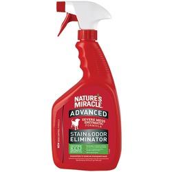 8in1 уничтожитель пятен и запахов от собак NM Advanced Formula с усиленной формулой, спрей 945 мл.