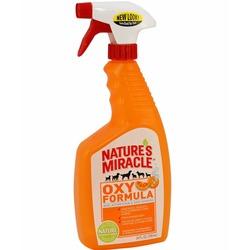 8 in 1 уничтожитель запахов и пятен с активным кислородом Orange Oxy, спрей, 709 мл.