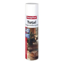 Beaphar Total спрей для обработки помещений от паразитов, 400 мл