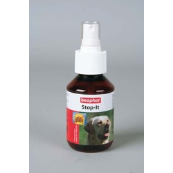 Beaphar Stop-It спрей для отпугивания животных от нежелательных мест дома, 100мл