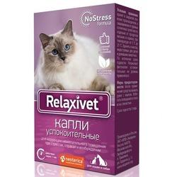 Relaxivet капли успокоительные для собак и кошек, флакон 10 мл (Релаксивет)
