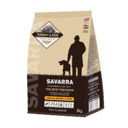 Savarra ADULT ALL BREEDS DOGS TURKEY HOLISTIC Гипоаллергенный корм для взрослых собак всех пород (индейка/рис)
