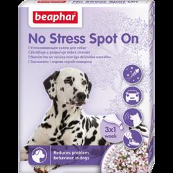 Beaphar Успокаивающие капли No Stress Spot On для собак, арт.13912