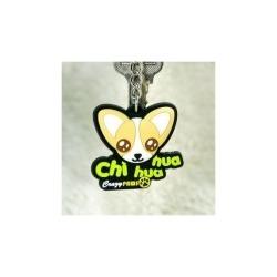 Crazy paws брелок Чихуахуа