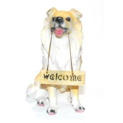 "Фигурка собаки ""Колли"", 14 см"