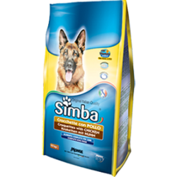 Monge Simba Dog корм для собак с курицей