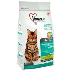 1st Choice облегченный корм для кастрированных и стерилизованных кошек, контроль веса, с курицей (Light - Healthy Weight)