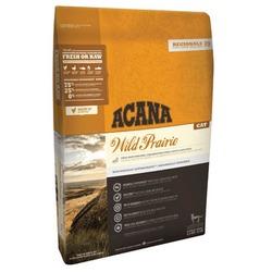 Acana Regionals WILD PRAIRIE CAT & KITTEN сухой корм для кошек с цыпленком, индейской, рыбой, фруктами и овощами (75/25)