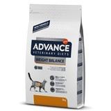 Advance Obesity Management для кошек при ожирении, 1.5 кг