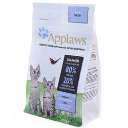 """Applaws беззерновой корм для котят """"Курица/Овощи"""""""